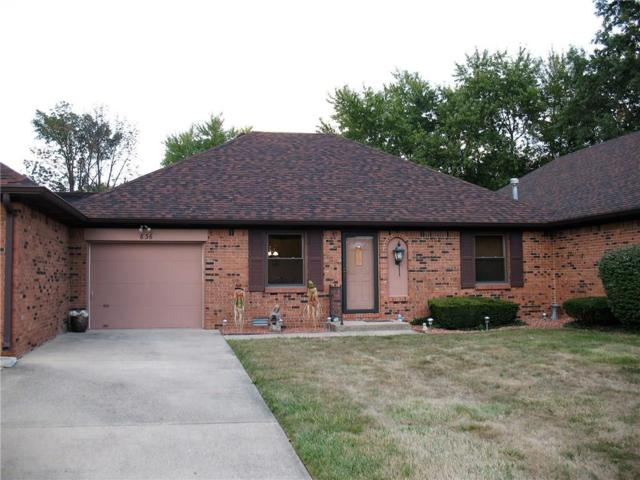 636 Eagle Crest Drive, Brownsburg, IN 46112 (MLS #21513647) :: The Evelo Team