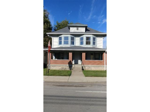 2826 Central Avenue, Indianapolis, IN 46208 (MLS #21513670) :: Indy Scene Real Estate Team