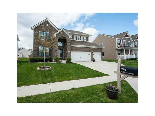 7594 Pacific Summit, Noblesville, IN 46062 (MLS #21513678) :: The Evelo Team