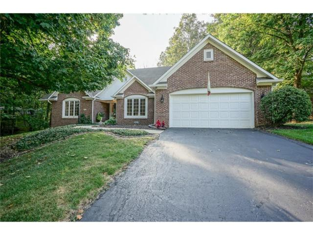 10973 Windjammer Drive S, Fishers, IN 46256 (MLS #21513703) :: The Gutting Group LLC