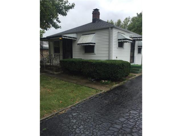2972 S Fleming Street, Indianapolis, IN 46241 (MLS #21513800) :: The Evelo Team