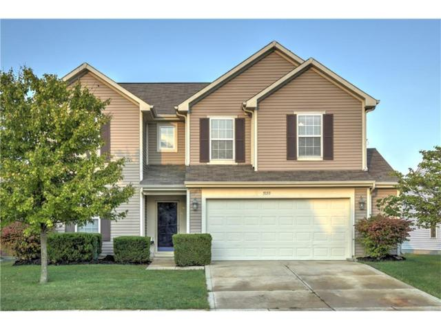 5133 Sandwood Drive, Indianapolis, IN 46235 (MLS #21513801) :: Len Wilson & Associates