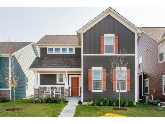 5957 Aldridge Drive, Whitestown, IN 46075 (MLS #21513823) :: Indy Plus Realty Group- Keller Williams
