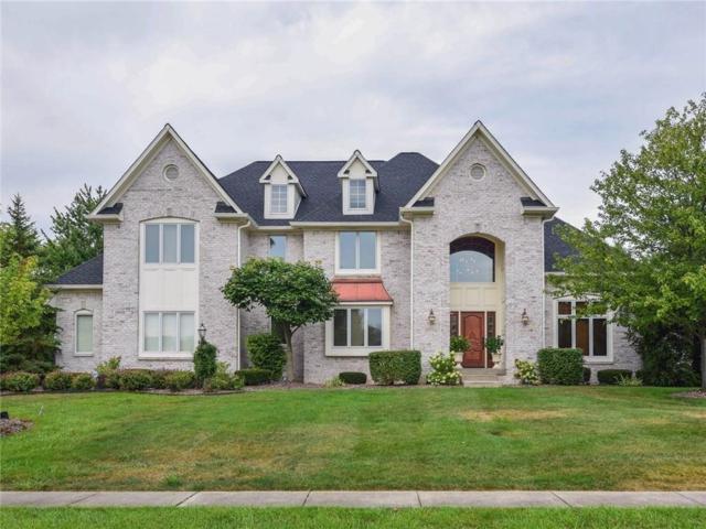 14032 Staghorn Drive, Carmel, IN 46032 (MLS #21513935) :: Heard Real Estate Team