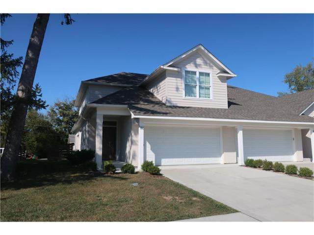 199 Northwalk Circle, Westfield, IN 46074 (MLS #21514011) :: The ORR Home Selling Team