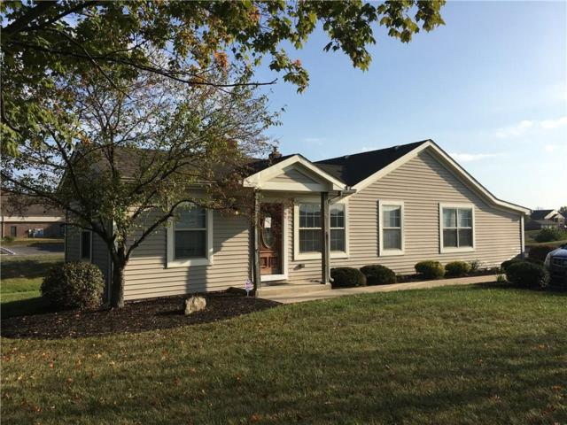 3735 S Clarks Creek Road, Plainfield, IN 46168 (MLS #21514057) :: The Evelo Team