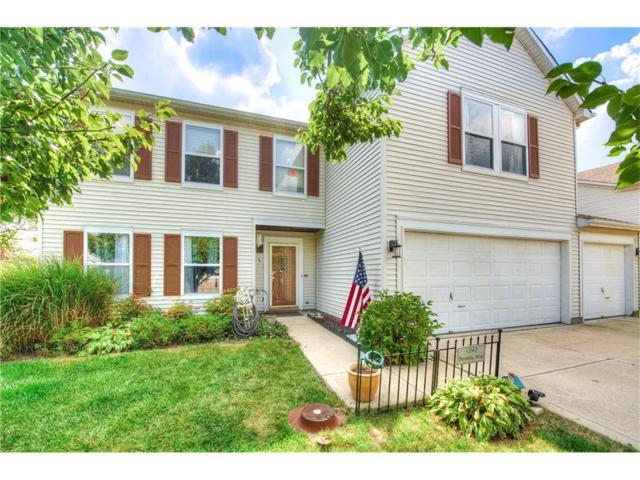 1243 Bentley Way, Carmel, IN 46032 (MLS #21514102) :: Heard Real Estate Team