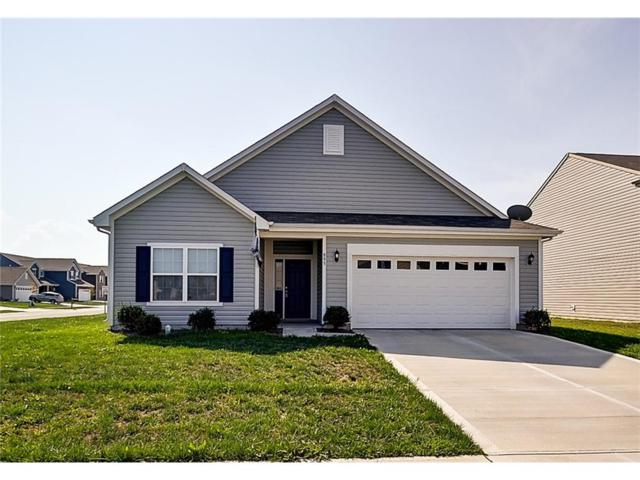 895 Blue Ash Trail, Greenwood, IN 46143 (MLS #21514176) :: Heard Real Estate Team