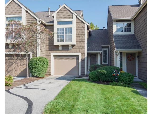7492 Charrington Court, Indianapolis, IN 46254 (MLS #21514200) :: The Evelo Team