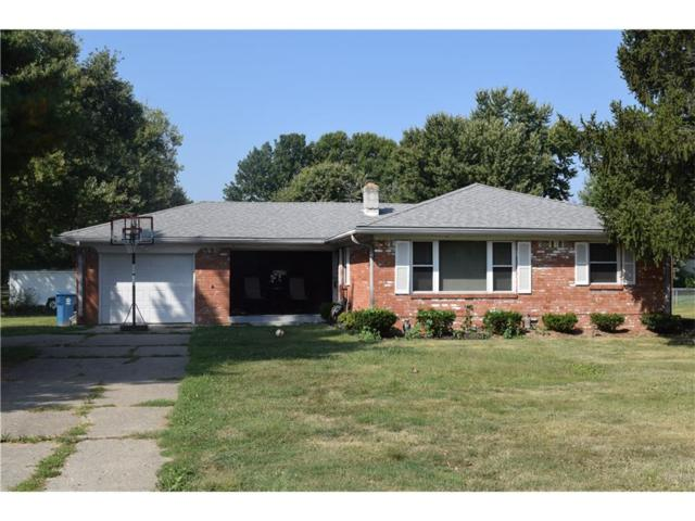 4920 N High School Road, Indianapolis, IN 46254 (MLS #21514207) :: The Gutting Group LLC