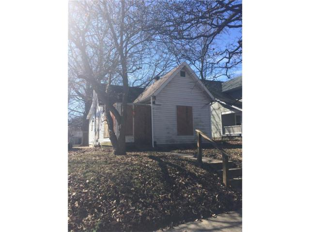 521 W 42nd Street, Indianapolis, IN 46208 (MLS #21514261) :: Indy Scene Real Estate Team