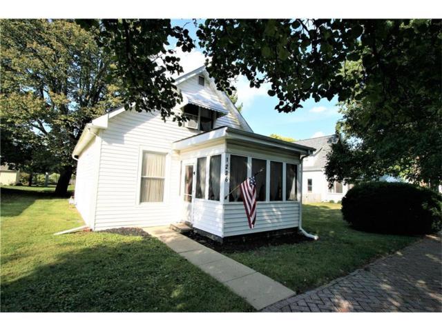 1236 Clinton Street, Noblesville, IN 46001 (MLS #21514383) :: Heard Real Estate Team