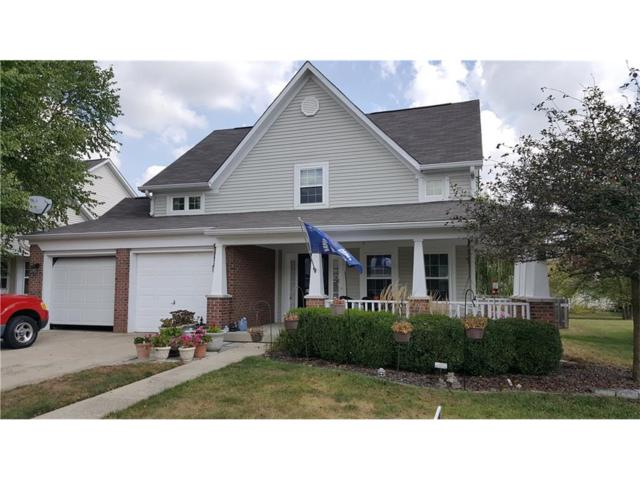6315 Twin Creeks Drive, Indianapolis, IN 46268 (MLS #21514411) :: The Gutting Group LLC