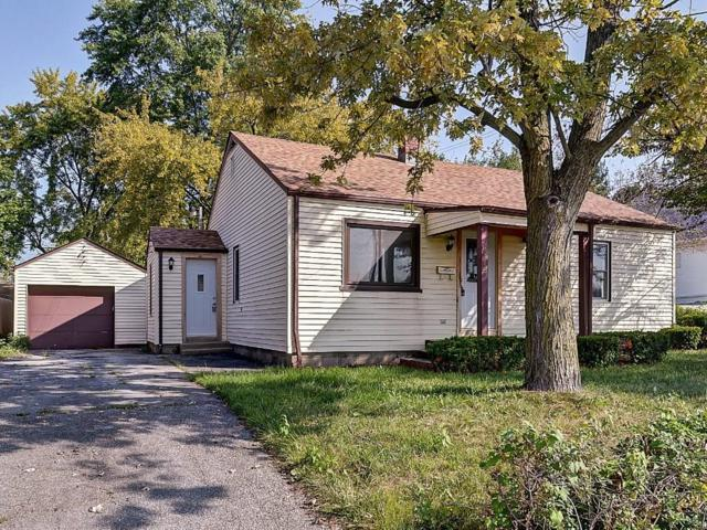 8118 E 45th Street, Indianapolis, IN 46226 (MLS #21514429) :: The Gutting Group LLC