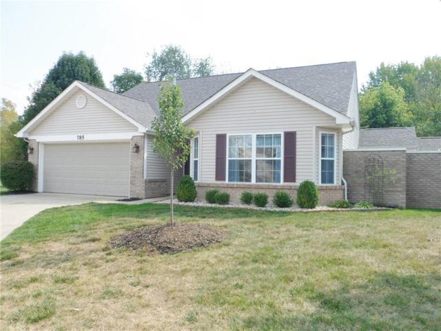 785 Rockview Circle, Avon, IN 46123 (MLS #21514435) :: Heard Real Estate Team