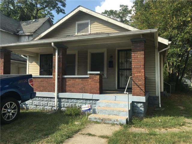 1246 W 30th Street, Indianapolis, IN 46208 (MLS #21514550) :: Indy Plus Realty Group- Keller Williams