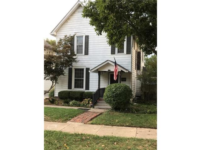 700 E Jefferson Street, Franklin, IN 46131 (MLS #21514553) :: Indy Plus Realty Group- Keller Williams