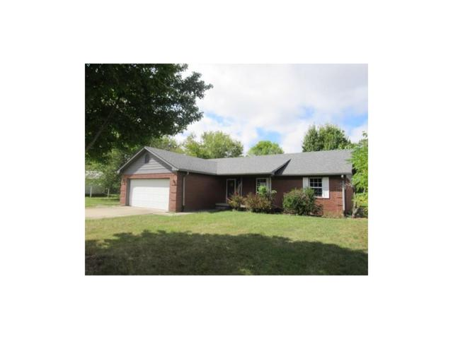 4860 Regan Avenue, Clayton, IN 46118 (MLS #21514556) :: Mike Price Realty Team - RE/MAX Centerstone
