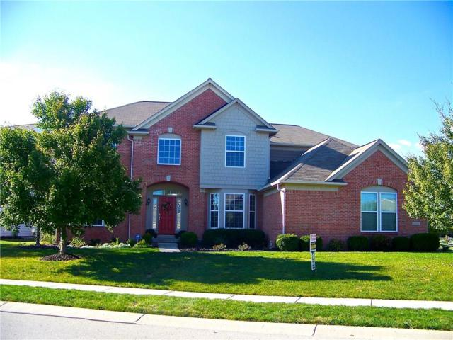 12402 Cirrus Drive, Fishers, IN 46037 (MLS #21514605) :: Heard Real Estate Team