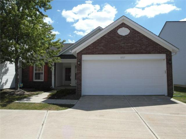 8507 Gold Rush Way, Camby, IN 46113 (MLS #21514611) :: Heard Real Estate Team