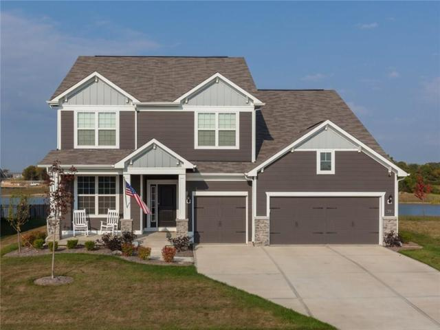 12560 Amber Star Drive, Fishers, IN 46038 (MLS #21514626) :: Heard Real Estate Team