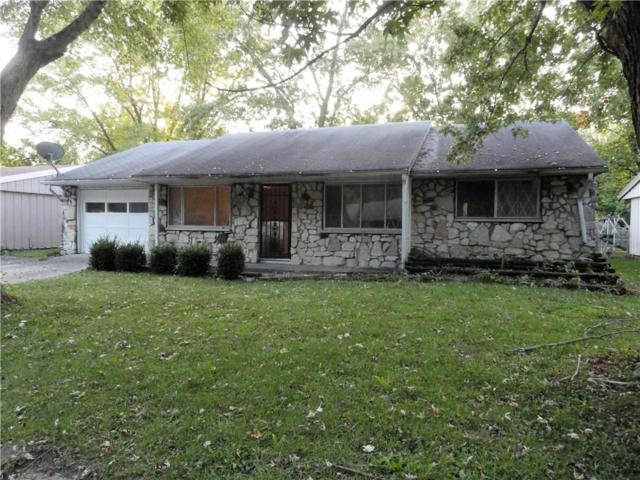 1503 Raintree Drive, Anderson, IN 46011 (MLS #21514628) :: Heard Real Estate Team