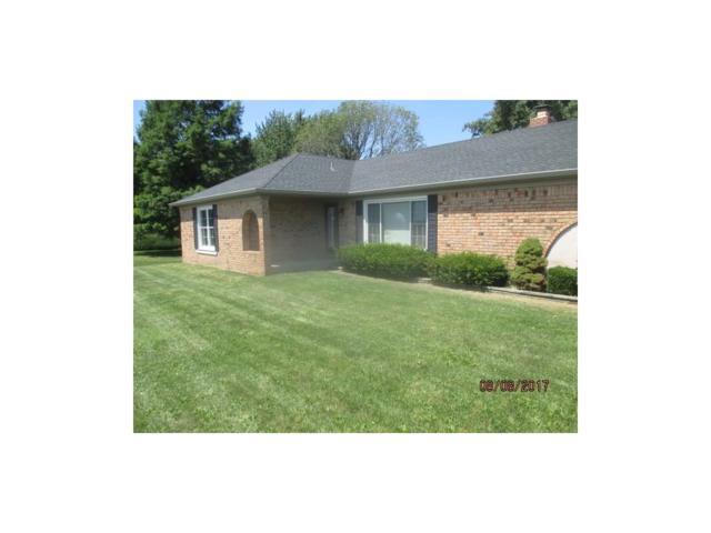 2564 E County Road 900 N, Pittsboro, IN 46167 (MLS #21514656) :: Heard Real Estate Team