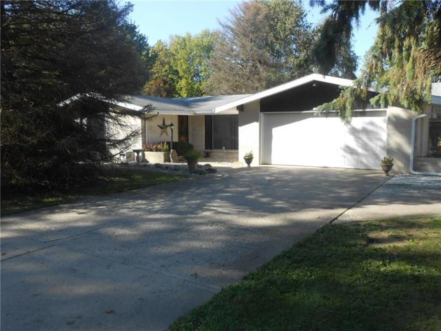 13600 W Mound Road, Daleville, IN 47334 (MLS #21514658) :: The ORR Home Selling Team