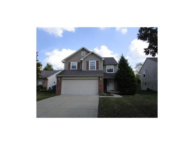 5415 Lake Boggs Street, Indianapolis, IN 46254 (MLS #21514680) :: The Gutting Group LLC