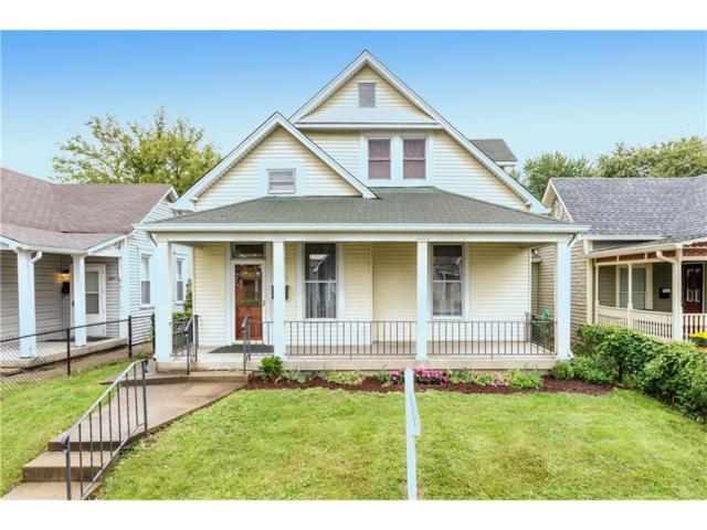 1337 Olive Street, Indianapolis, IN 46203 (MLS #21514684) :: Indy Scene Real Estate Team