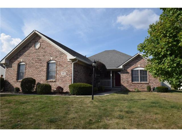 543 Harvest Ridge Drive, Avon, IN 46123 (MLS #21514690) :: Heard Real Estate Team