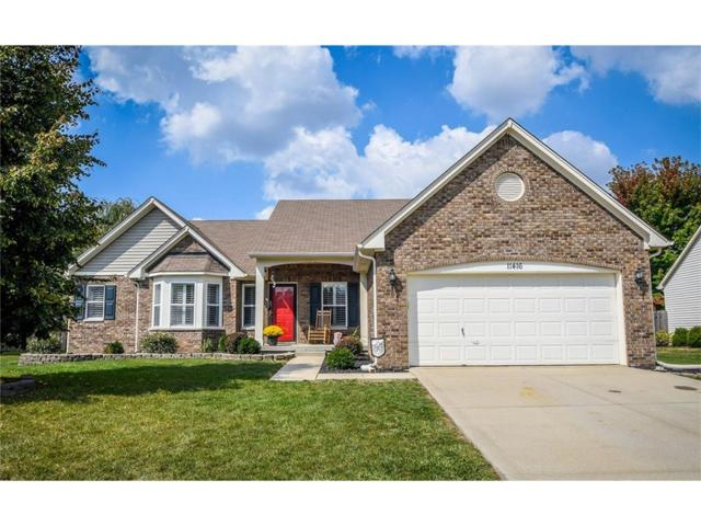 11416 Falling Water Way, Fishers, IN 46037 (MLS #21514773) :: The Gutting Group LLC