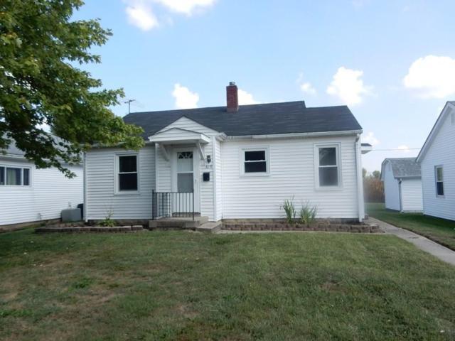 619 Poplar Street, Fortville, IN 46040 (MLS #21514831) :: The Gutting Group LLC