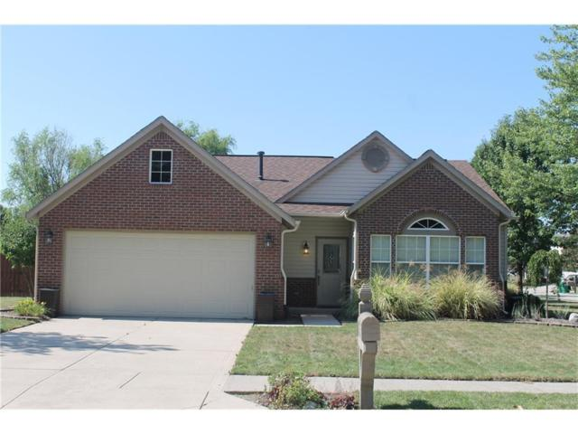 13872 Cypress Drive, Fishers, IN 46038 (MLS #21514835) :: Heard Real Estate Team