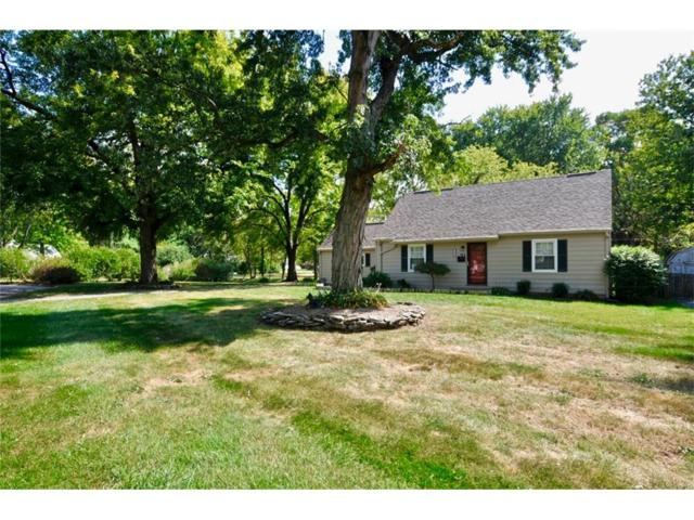 6442 Maple Drive, Indianapolis, IN 46220 (MLS #21514838) :: The Gutting Group LLC