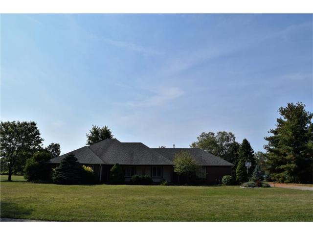 9211 Eagle Meadow Drive, Indianapolis, IN 46234 (MLS #21514839) :: The Gutting Group LLC