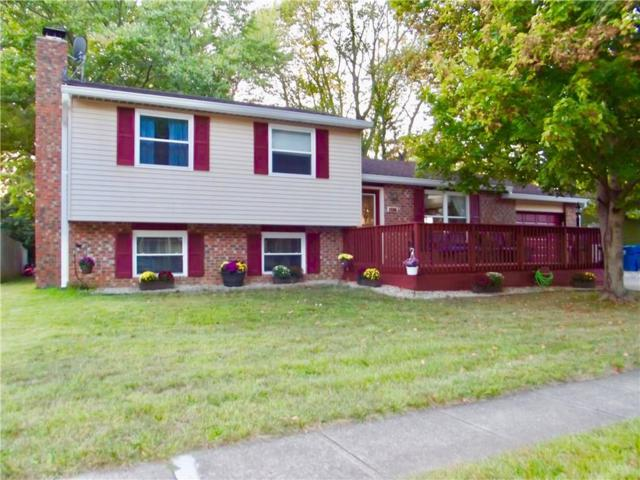 1116 Ridgepointe Drive, Indianapolis, IN 46234 (MLS #21514870) :: Heard Real Estate Team