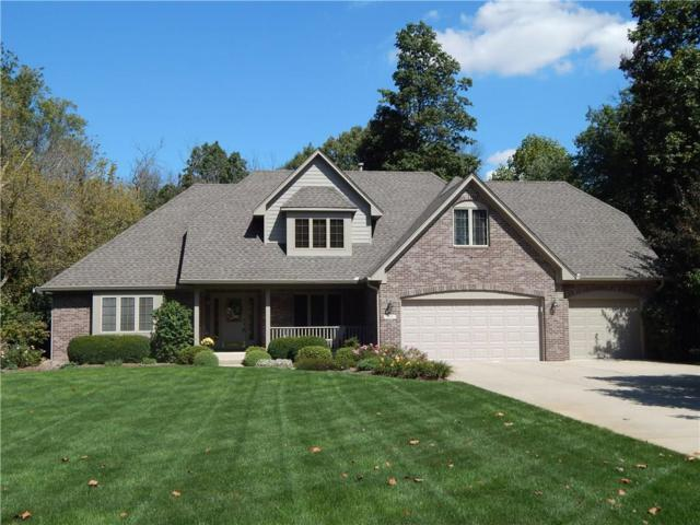 7418 W Fox View Trail, New Palestine, IN 46163 (MLS #21515028) :: RE/MAX Ability Plus