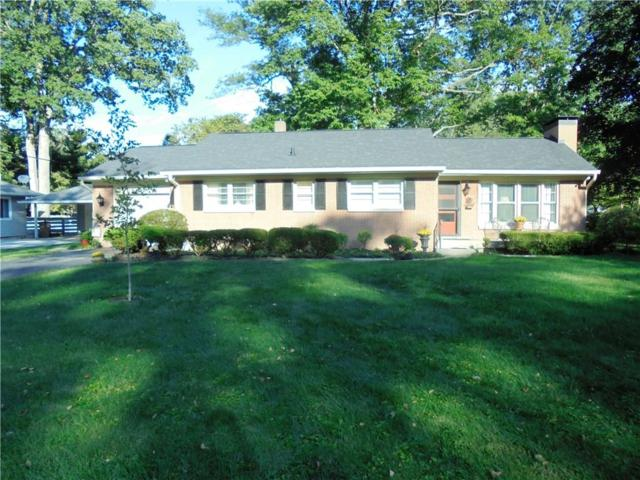 3205 Woodland Parkway, Columbus, IN 47203 (MLS #21515029) :: The Gutting Group LLC
