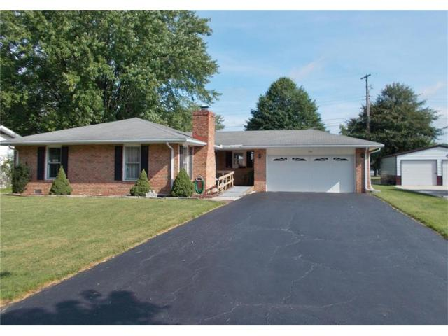 124 Meadow Lane, North Vernon, IN 47265 (MLS #21515039) :: The Gutting Group LLC