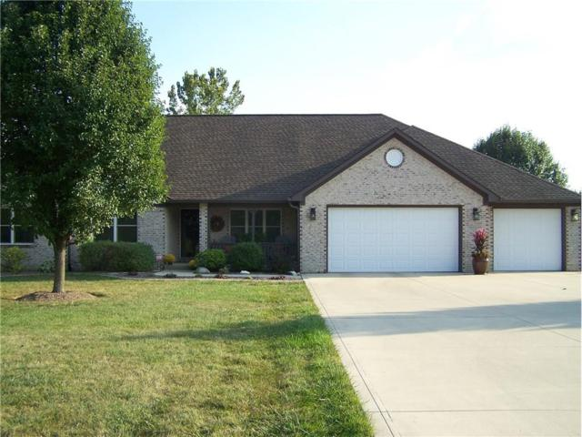 5143 E Cr 750 N Road, Pittsboro, IN 46167 (MLS #21515138) :: Heard Real Estate Team