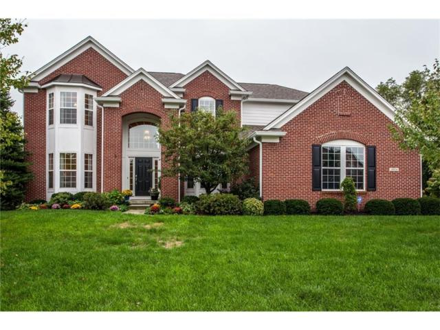 4924 S Cobblestone Drive, Zionsville, IN 46077 (MLS #21515169) :: Mike Price Realty Team - RE/MAX Centerstone