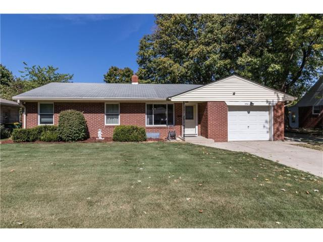 5926 Cadillac Drive, Speedway, IN 46224 (MLS #21515212) :: Indy Scene Real Estate Team