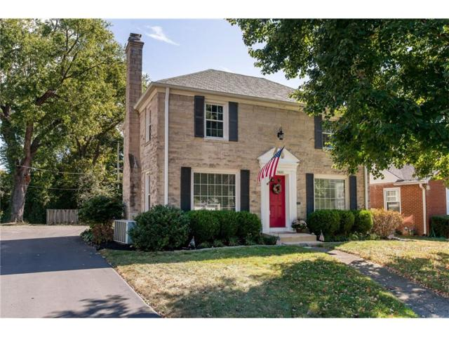 5693 N Illinois Street, Indianapolis, IN 46208 (MLS #21515271) :: Indy Scene Real Estate Team