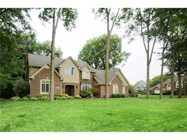 5000 Huntington Drive, Carmel, IN 46033 (MLS #21515326) :: Len Wilson & Associates