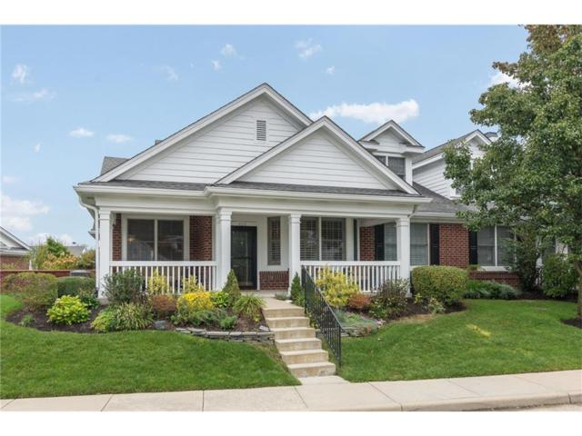 4616 Statesmen Drive, Indianapolis, IN 46250 (MLS #21516409) :: The ORR Home Selling Team