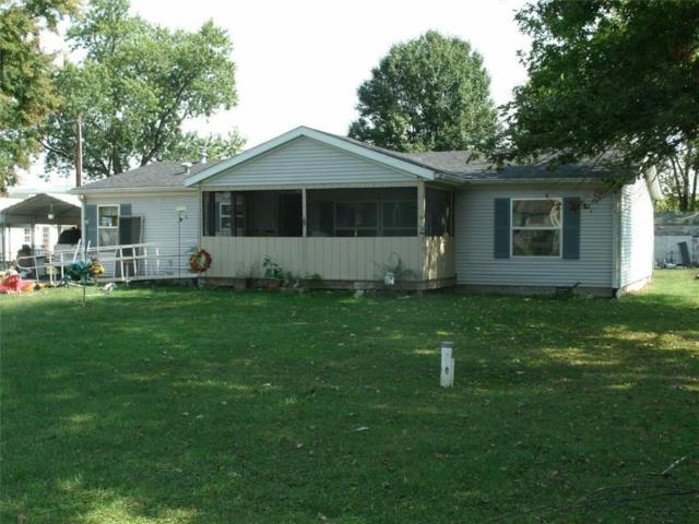 3203 Clover Drive, Plainfield, IN 46168 (MLS #21516423) :: RE/MAX Ability Plus