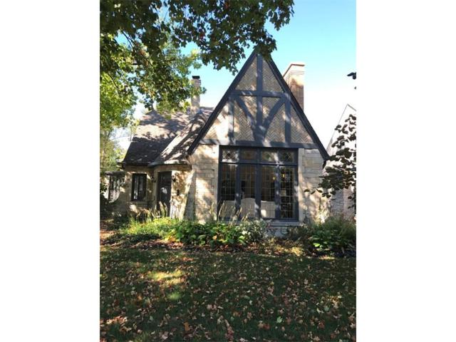 4702 N Illinois Street, Indianapolis, IN 46208 (MLS #21516661) :: Indy Scene Real Estate Team