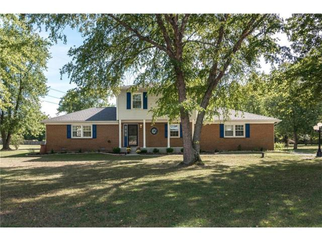 6085 W 200 S, New Palestine, IN 46163 (MLS #21516958) :: RE/MAX Ability Plus