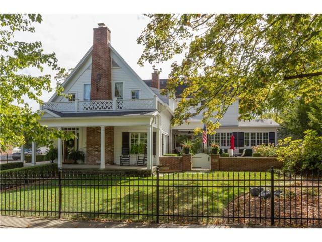 425 W Cedar Street, Zionsville, IN 46077 (MLS #21516994) :: Indy Scene Real Estate Team